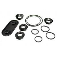 Ремкомплект клапанов печки (ремкомплект клапанов отопителя) для Mercedes W140  A0018301484  (1 147 412 063)