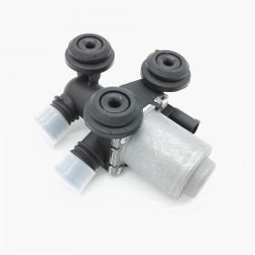 Ремкомплект клапанов печки (ремкомплект клапанов отопителя) BMW X3</br>6411 8369805</br>1 147 412 144</br>