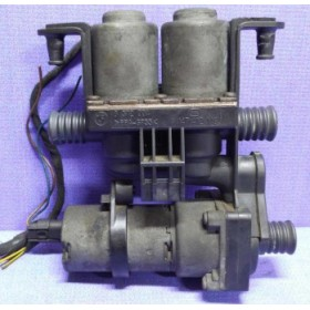 Ремкомплект клапанов печки (ремкомплект клапанов отопителя) BMW E38</br>6411 8372004</br>1 147 412 119</br>