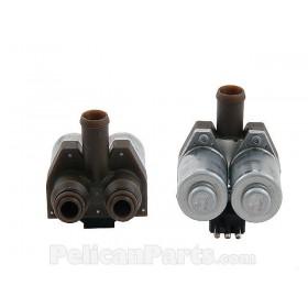 Ремкомплект клапанов печки (ремкомплект клапанов отопителя) Mercedes R170</br>A0018307784</br>1 147 412114</br>