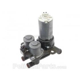 Ремкомплект клапанов печки (ремкомплект клапанов отопителя) Mercedes W140</br>A1408300784 </br>