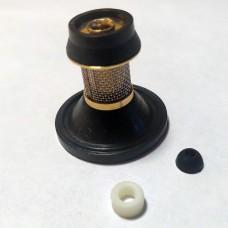 Ремкомплект клапанов печки (ремкомплект клапанов отопителя) для Mercedes C107<br />A0008350644