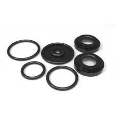 Ремкомплект клапанов печки (ремкомплект клапанов отопителя) для BMW E66<br />6412 6906381<br />(1 147 412 160)