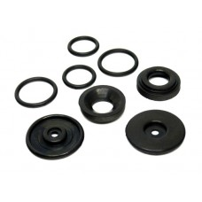 Ремкомплект клапанов печки (ремкомплект клапанов отопителя) для BMW E61<br />6412 6927915<br />(1 147 412 176)