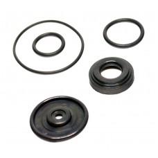 Ремкомплект клапанов печки (ремкомплект клапанов отопителя) для BMW E46<br />64118369807<br />(1 147 412 149)