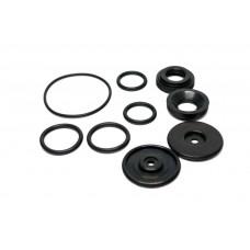 Ремкомплект клапанов печки (ремкомплект клапанов отопителя) для BMW E38<br />64118368462<br />(1 147 412 118)