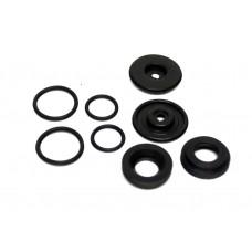 Ремкомплект клапанов печки (ремкомплект клапанов отопителя) для BMW E61<br />6411 0301939